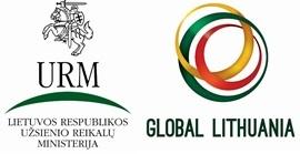 GL ir URM logotipas