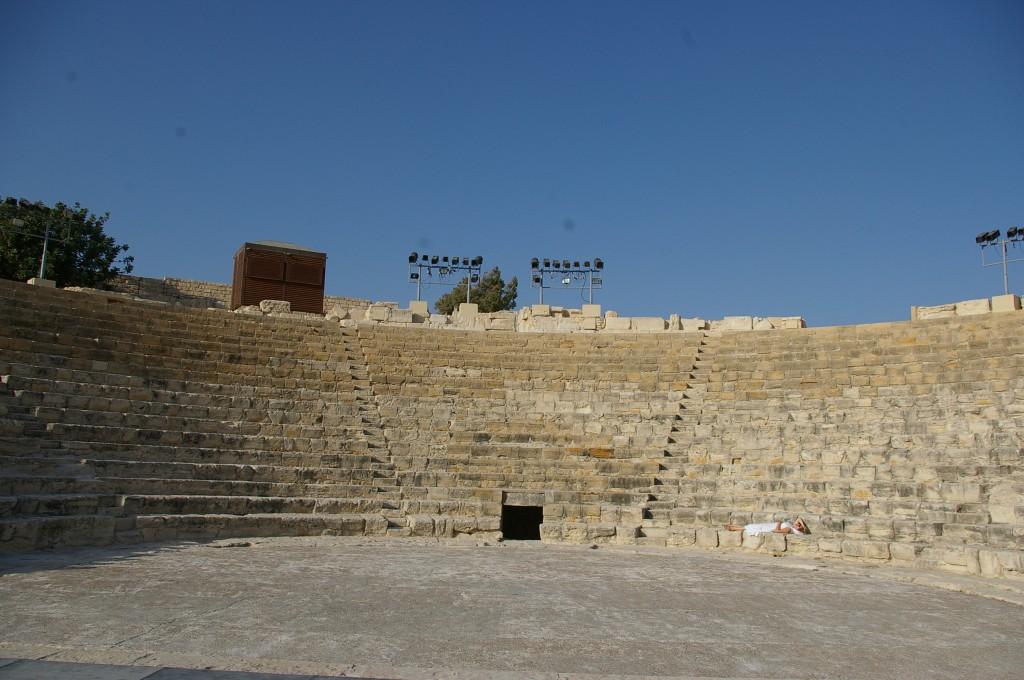 Kipro amfiteatras