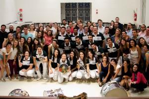 XIX Pietu Amerikos Lietuviu Jaunimo Suvaziavimas - Brazilijoje- Ieva Martinaitis-2