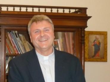 Prelato Edmundo J. Putrimo šv. Velykų sveikinimas