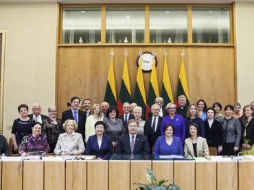 Įspūdžiai iš LRS ir PLB komisijos 2016 m. gegužės 17-19 d.posėdžių