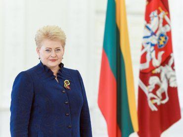 Prezidentė susitinka su Pasaulio Lietuvių Bendruomenės valdybos nariais