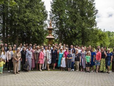 PLB valdybos sveikinimas Pasaulio lietuvių vienybės dienos proga