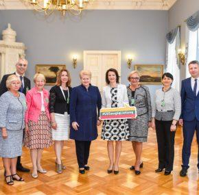 """Pasaulio lietuvių bendruomenė jungiasi prie iniciatyvos """"Už saugią Lietuvą"""""""