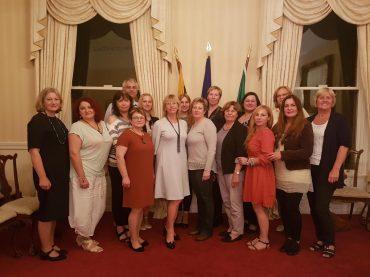 Dubline aptarta lietuviškų mokyklų Airijoje ateitis