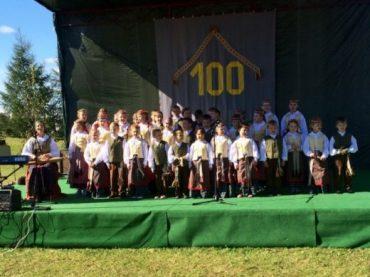 Punsko krašto Vidugirių pagrindinės mokyklos 100-mečio minėjimas