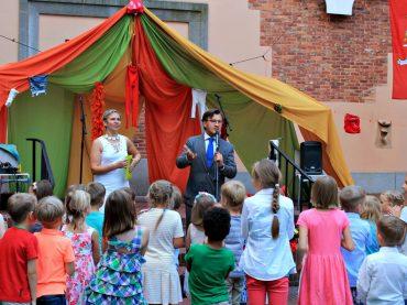 Lietuvos ambasadoje Belgijoje surengta mokslo metų pradžios šventė