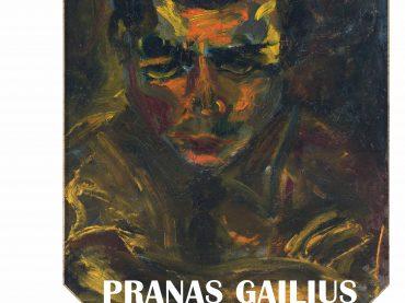 """Galerijoje Kunstkamera atidaryta paroda """"Pranas Gailius. In memoriam"""""""