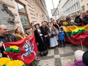 Lietuvos valstybės atkūrimo metinių minėjimai Prahoje, Japonijoje, Tel Avive