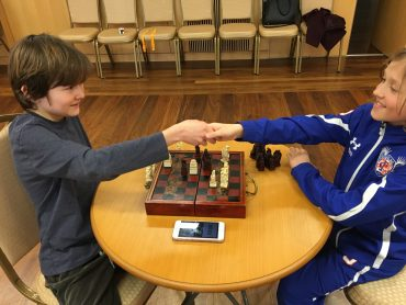 Sporto metų proga Vašingtone – lietuvių šachmatų turnyras