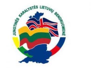 Jungtinės Karalystės lietuvių kreipimasis į parlamento narius