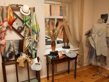 Jaunieji dizaineriai įkvėpimo sėmėsi M. K.Čiurlionio kūryboje