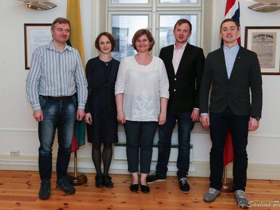 Oslo Lietuvių Bendruomenė išrinko naują valdybą