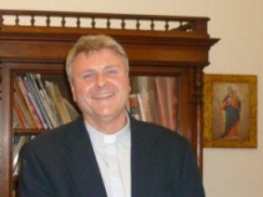PLB valdybos nario prelato Edmundo J. Putrimo šv. Velykų sveikinimas