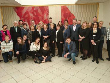 Užsienio lietuvių bendrojo ugdymo įstaigų vadovų ir mokinių savivaldos atstovų seminaras Maskvos Jurgio Baltrušaičio vidurinėje mokykloje