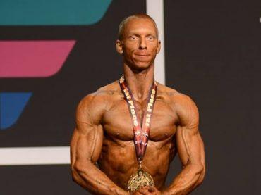 Australijoje gyvenantis sportininkas iš Lietuvos laimėjo prizines vietas lengvojo kultūrizmo varžybose