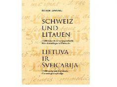 """Knygos """"Lietuva ir Šveicarija"""" pristatymas Bazelyje"""