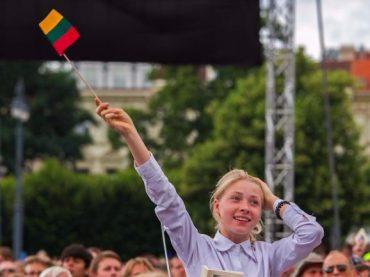 Žinia apie Lietuvos 100-metį pradeda kelionę  per Šiaurės šalių sostines