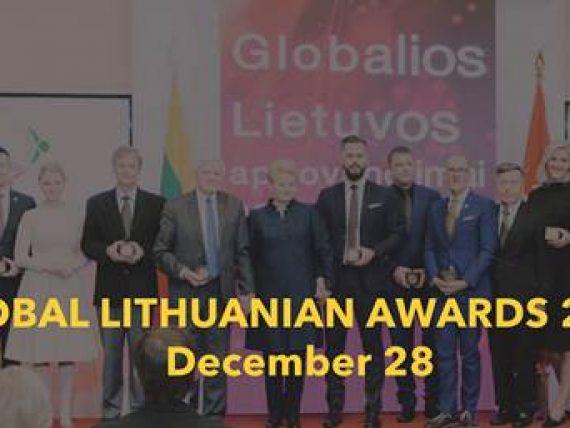 Globalios Lietuvos apdovanojimai