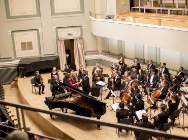 Vokietijos uostamiesčio orkestras suskambo Lietuvoje: naujai atrasta šalis