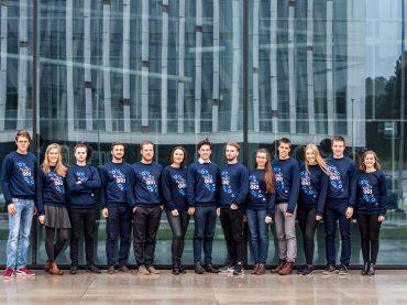 Geriausi pasaulyje: VU studentai įveikė komandas iš Harvardo, Kembridžo, Oksfordo universitetų