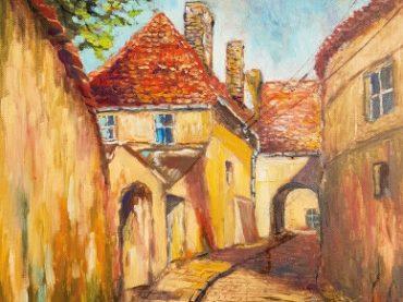 Pažvelkime į Lietuvą Čekijos menininkų akimis