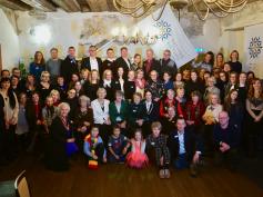Lietuvos atkūrimo 100-mečio minėjimas Taline sutraukė rekordinį tautiečių būrį