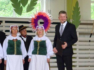 Rolandas Žalnierius. Nesijaučiu išvykęs iš Lietuvos