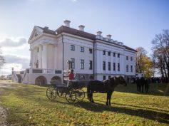 Patraukliausia Lietuvos turizmo traukos vietovė – Pakruojo dvaras