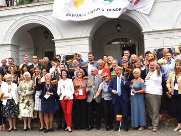Tikrovė ir mitai apie lietuvius pasaulyje