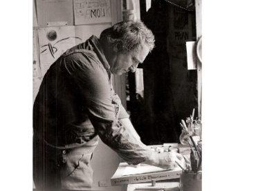 """""""Sielrankšluosčiai"""" – paroda, skirta paminėti dailininko Prano Gailiaus 90-osioms gimimo metinėms"""