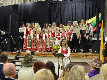 Jungtinė Karalystė gausiai paminėjo atkurtos Lietuvos šimtmetį