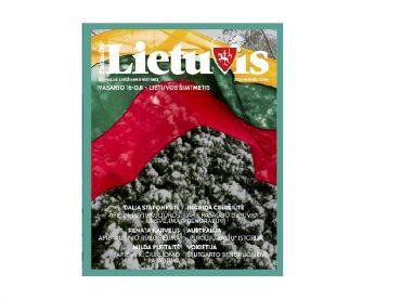 """""""Pasaulio lietuvio"""" vasario numerį pristato nauja žurnalo redaktorė Sandra Bernotaitė"""