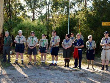 Lietuvių skautų jubiliejaus šventė Australijoje