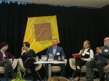 Švietimo lyderystės forumo pranešėja I. Petraitytė-Lukšienė: Lietuvos mokyklos jau yra atviros