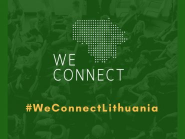 "GLL programa ""We Connect Lithuania"""