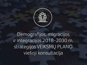 Vyriausybė kviečia teikti idėjas, kaip spręsti aštrias Lietuvos demografines problemas