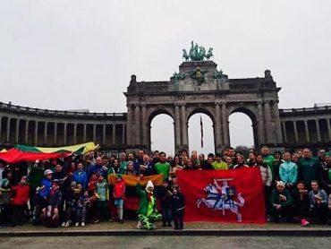 Lietuviai Belgijoje