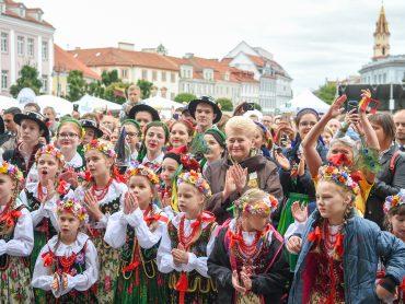 """Renginio """"Šimtas Lietuvos veidų – sujunkime Lietuvą"""" dalyvius pasveikino Lietuvos Prezidentė ir Ministras Pirmininkas"""
