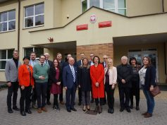 Seimo ir Pasaulio Lietuvių Bendruomenės komisijos nariai Suvalkų krašte