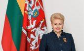 Prezidentės Dalios Grybauskaitės sveikinimas pasaulio lietuviams Valstybės dienos proga