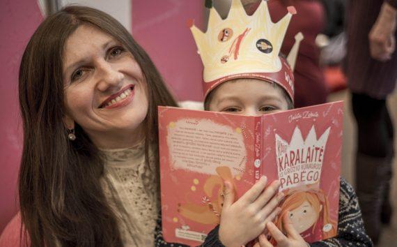 """Knygų vaikams Jolita Zykutė: ,,Esu rami, kol galiu galvoti lietuviškai"""""""