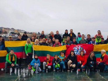 Ispanijos lietuvių bendruomenės istorija