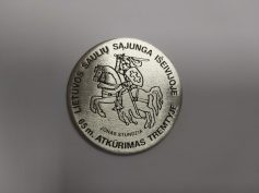 Lietuvos šaulių sąjunga išeivijoje paminėjo savo 65-ąjį jubiliejų