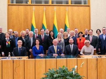 Lietuvos pilietybės išsaugojimo klausimas – LR Seimo ir Pasaulio Lietuvių Bendruomenės Komisijos posėdžiuose