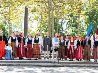 Baltijos kelio 30-metis Liuksemburge