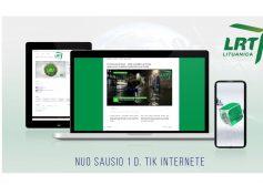 Nuo 2020 m. Jūsų pamėgtą LRT Lituanica žiūrėkite internete, kad ir kur bebūtumėte!