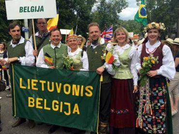 Belgijos lietuvių gijos