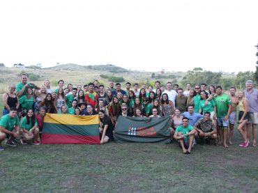 Pietų Amerikos lietuvių jaunimo suvažiavimas Argentina'2020