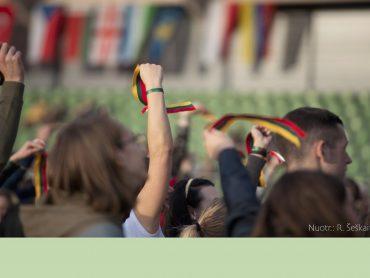 Pasaulio Lietuvių Bendruomenės valdybos sveikinimas Vasario 16-osios proga